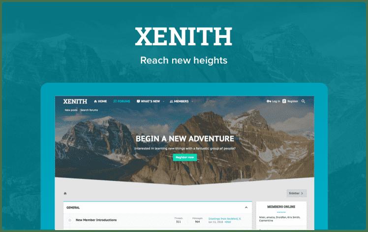 XenForo Xenith 2.2.0.1.0