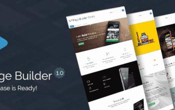 SP Page Builder Pro Nulled — Joomla Изображение: 2
