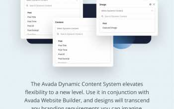Avada v7.1.2 – Responsive Multi-Purpose Theme Nulled Изображение: 2
