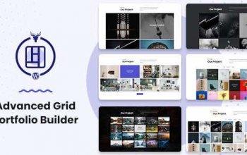 ТОП Файл: WP Advanced Grid Portfolio Builder v1.0.2