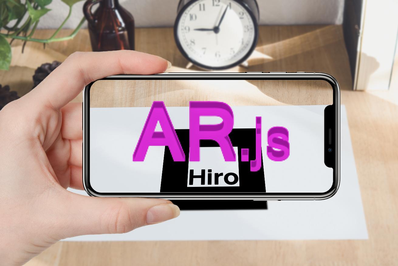 ТОП: AR.js