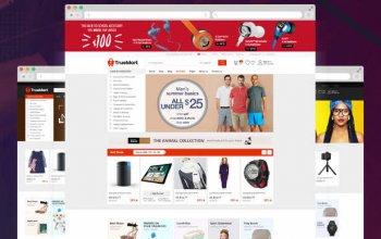 TrueMart - Mega Shop OpenCart Theme (Included Color Swatches) Изображение: 3