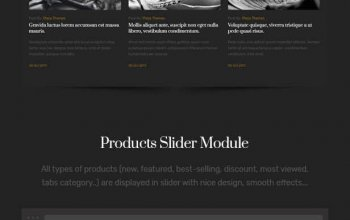 Mirora - Watch & Luxury Store Opencart Theme Изображение: 6