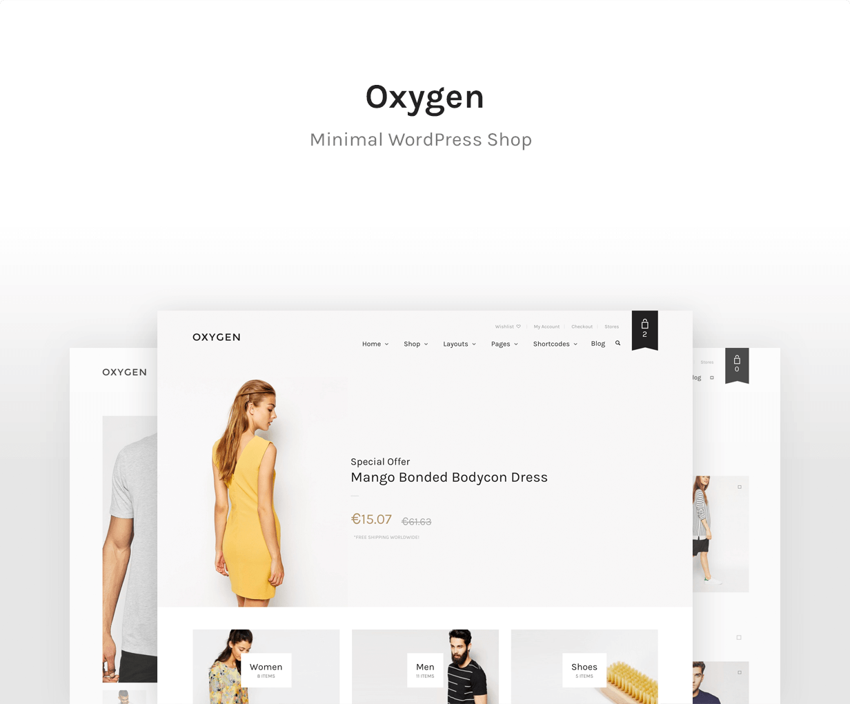 Oxygen v5.2.7 – WooCommerce WordPress Theme Nulled скачать Изображение: 1