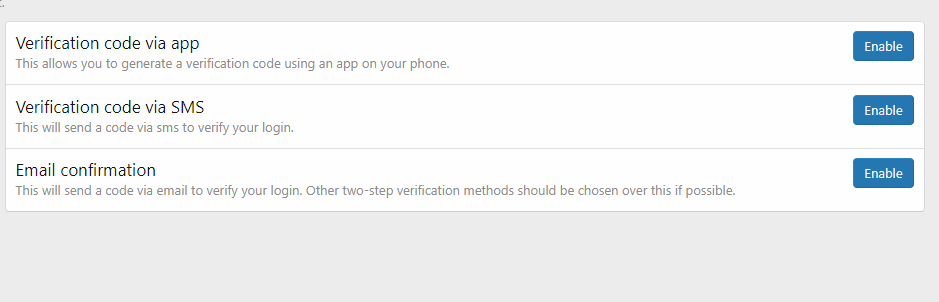 [INZ] SMS Two-step verification 2.0.1 Изображение: 2