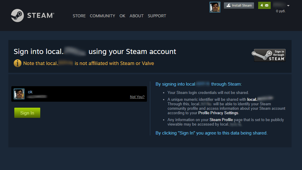 XF2 [S70] Steam Authentication and Integration (Connected Accounts) - NEW: ANALYTICS, XF1 IMPORTING 1.7.9 Изображение: 14
